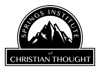 Springs Institute of Christian Thought